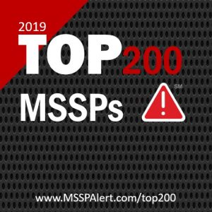 2019 Top MSSP Worldwide