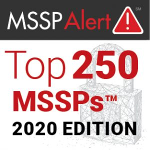 2020 Top MSSP Worldwide